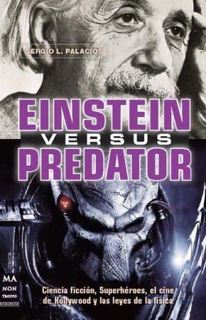 Einstein versus predator portada libro