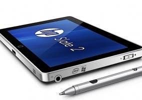 HP Slate 2 con su stylus