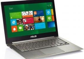 Zenbook de ASUS con Windows 8