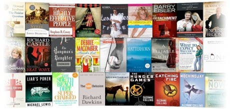 Amazon lanza el servicio de préstamo gratuito de e-books a los usuarios de Kindle