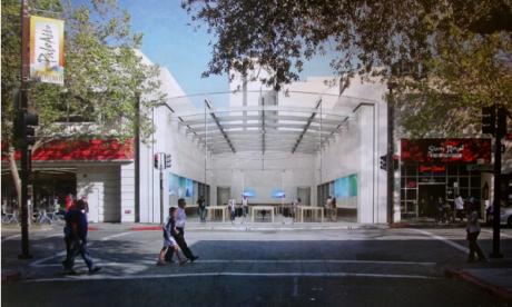 Tienda oficial de Apple en Palo Alto