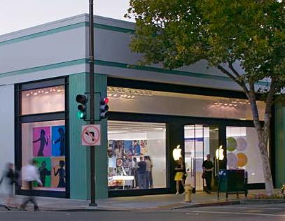 Tienda de Apple en Palo Alto