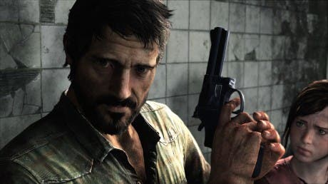 Captura de The Last of Us