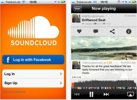 Soundcloud, una buena alternativa