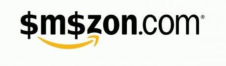 Logo modificado de Amazon
