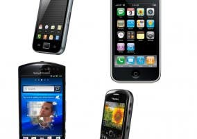 Smartphones para regalar a un geek por Navidad