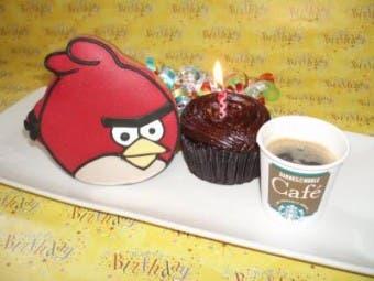 Angry Birds cumpleaños