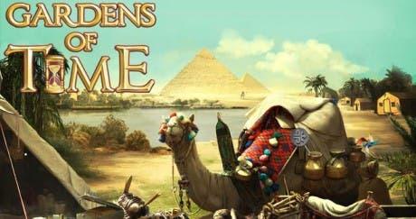 gardens of time juego mas popular en facebook 2011