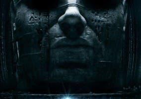 Fotograma de la película Prometheus