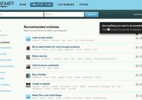 Schemer, la nueva red social de Google