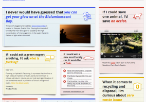 green scrapbook google