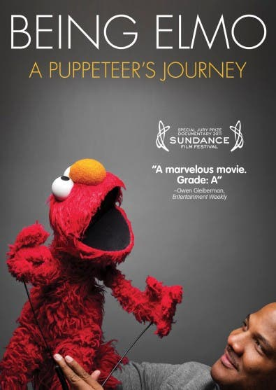 Being Elmo, a Puppeter's Journey