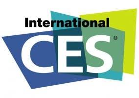 Imagen que muestra el logotipo de la feria tecnológica CES