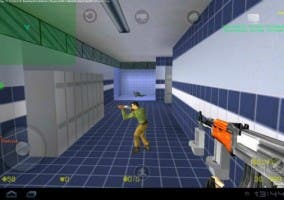 Versión portable de Counter Strike para Android