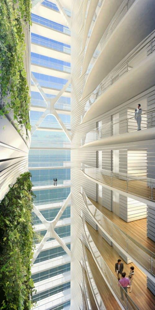 Edificio Greenland Group Suzhou Center
