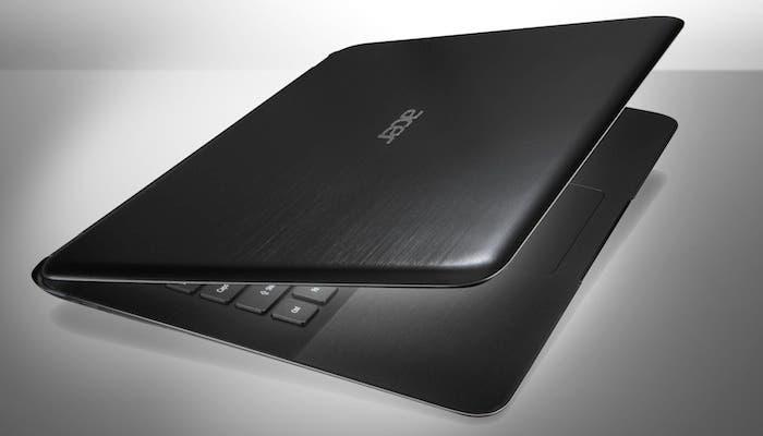 Fotografía del Ultrabook Acer Aspire S5