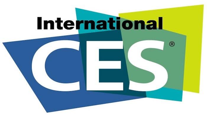 Logo de la feria tecnológica CES