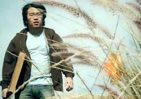 Fotograma del corto Fire Flower de Freddie Wong
