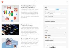 Registro de Google