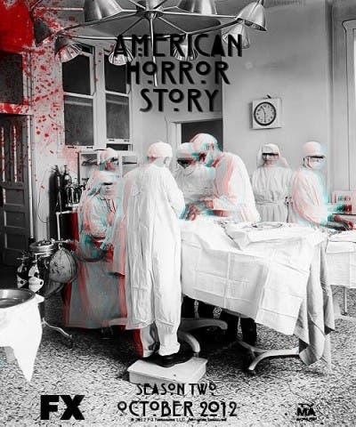 American Horror Story y el revelador póster de su segunda temporada