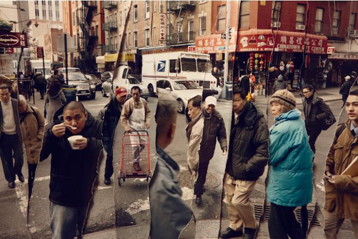 Esquina en Chinatown