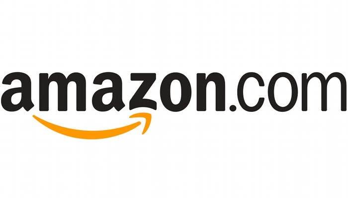 Logo de la tienda online Amazon