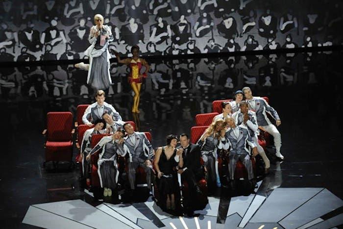 Homenaje al cine del Cirque Du Soleil