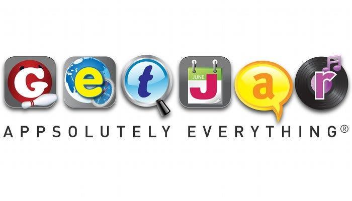 Logo de la tienda de aplicaciones GetJar