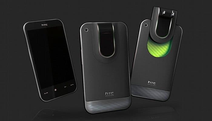 Recreación conceptual del HTC Autonome