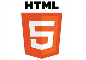 Logo del lenguaje HTML5