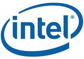 Logo del fabricante de procesadores Intel