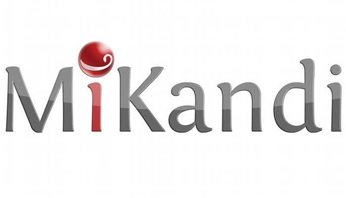 Logo de la tienda de aplicaciones para adultos MiKandi