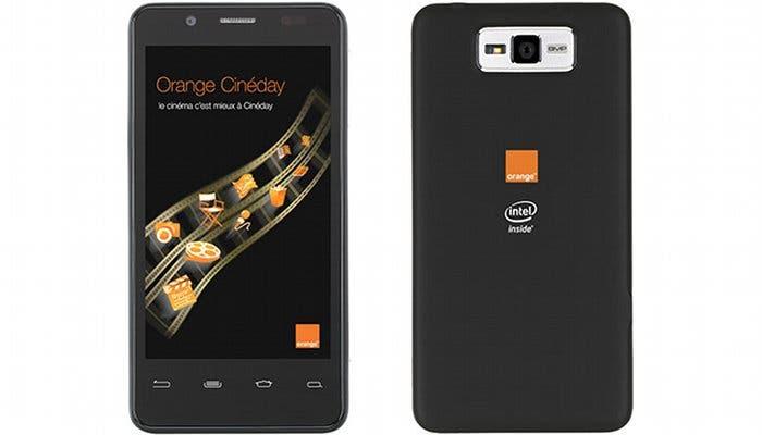 Fotografía del smartphone Orange Santa Clara