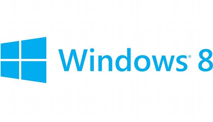 Logo del sistema operativo Windows 8