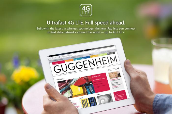 Conectividad 4G LTE