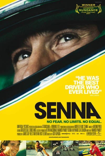 Senna, la película