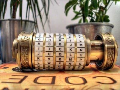 """Dispositivo ficticio de """"El Código Da Vinci"""""""