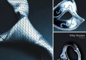 Fifty shades of Grey portada libro