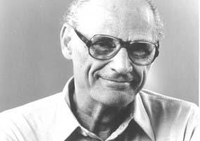 Arthur Miller muerte de un viajante