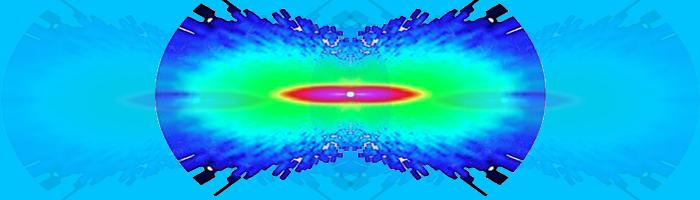 Movimiento de dos átomos dentro de una molécula