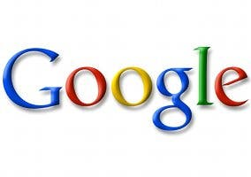 Logo de la empresa tecnológica Google