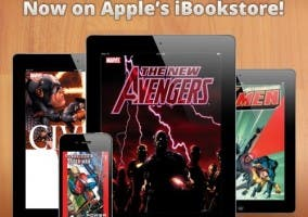 Marvel iBooks