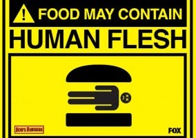 Bob's Burgers Human Flesh
