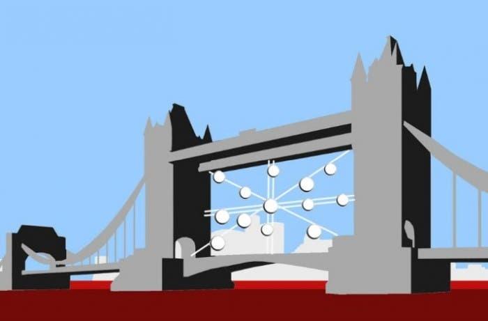 Esferas en Londres