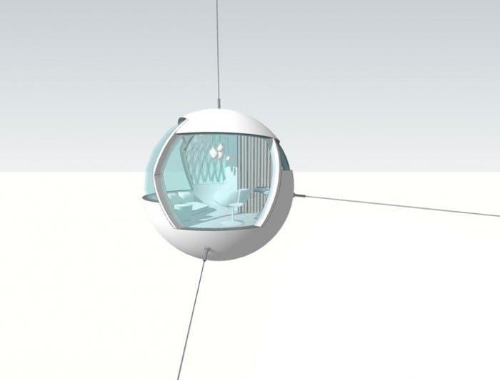 Cables de las esferas