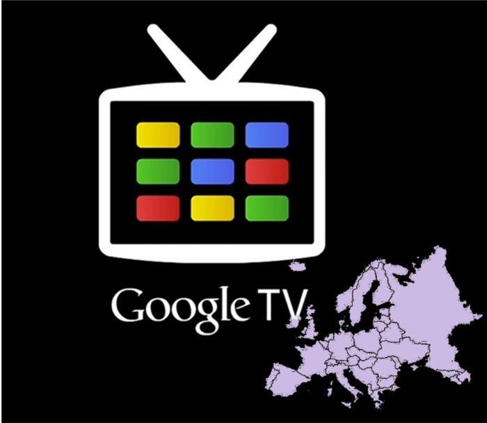 Google TV se acerca a Europa