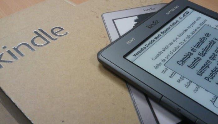 Lector Kindle
