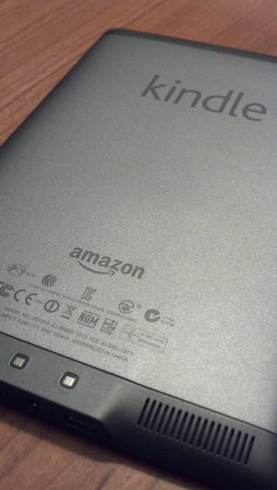 Probamos el nuevo Kindle Touch, lo más nuevo de Amazon España