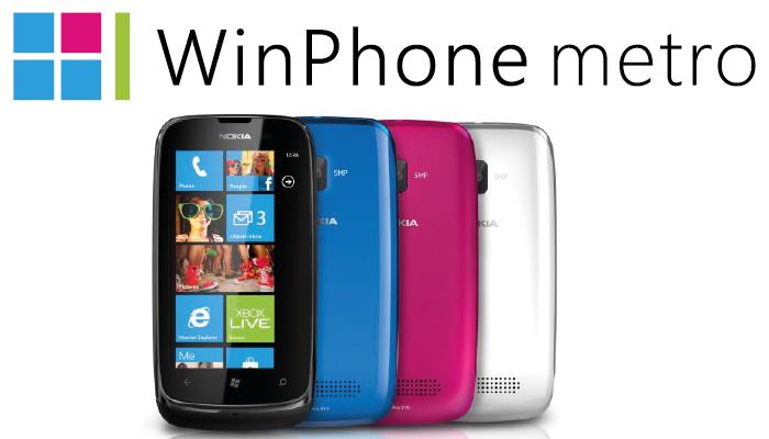 Presentamos WinPhone metro