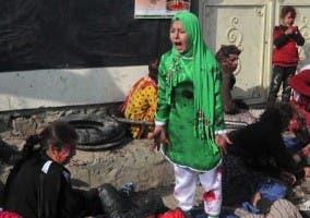 Massoud Hossaini afgano